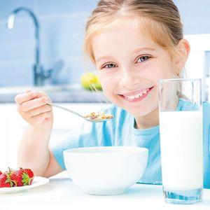 Gesund aufwachsen: Kinderernährung